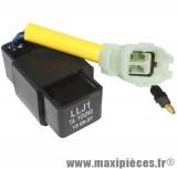 Bloc boitier cdi adaptable pour peugeot ludix tkr speedfight trekker buxy kymco