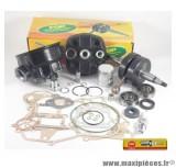 pack kit 50cc moteur complet top performances (haut moteur, vilo, roulement, joint...)pour: euro2 derbi senda drd x-treme x-race sm enduro gpr gilera gsm bultaco astro lobito ... (EBE050)