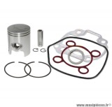 Kit piston + pochette de joint adaptable a l'origine pour nitro aerox sr50 f12 ...