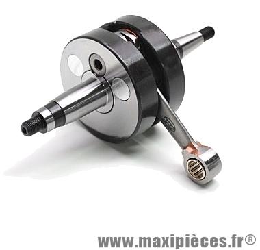 Vilebrequin renforcé pour moteur euro3 derbi senda gpr drd x-race aprilia rs sx rx 50 gilera rcr smt...