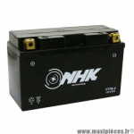 Batterie 12V 6,5ah NT7B-4 AGM sealed FA sans entretien (dimension: Lg150xL65xH93)