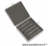 Aiguille de boisseau pour carburateur PHBG (coffret de 10 W3/W4/W5/W7/W8/W9/W10/W11/W12/W25
