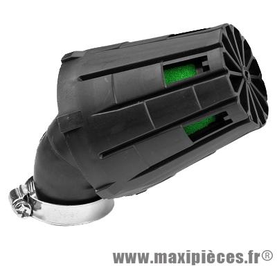 Filtre à air evo2 carenzi pour 50 à boite/scooter/quad/moto/mobylette...