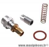 Starter carburateur 50cc pwk manuel a cable complet
