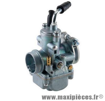 Carburateur tun'r type phbg 17,5 pour mob scoot et mecaboite
