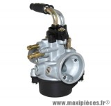 Carburateur type phbn 17,5 bt pour mob scoot et mecaboite