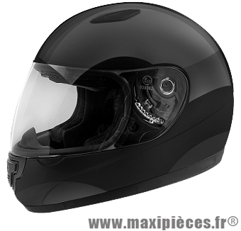 Casque intégral enfant Helmet noir taille M (50/51)