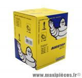 Chambre à air 17 pouces Michelin (120+130+140/90x17 et 130/80x17) - valve TR4