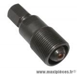 Arrache volant magnétique filetage extérieur (19x125) pour moteur minarelli am6 et generic