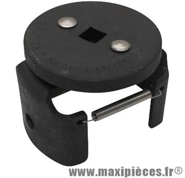 Démonte filtre à huile universel pour filetage à droite ou gauche (Ø61 à 97mm)