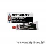 Tube pâte a joint noir haute température pour joint moteur 60gr