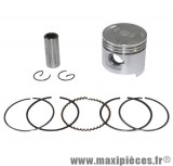 Kit piston segment axe clips adaptable réplique dax skytean city 50cc 4t