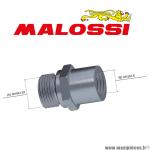 Adaptateur Malossi pour sonde/capteur de température ou autre M14X1,25/M12X1,25 * Prix spécial !