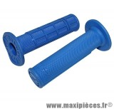jeu de poignées mx2 bleu (paire)