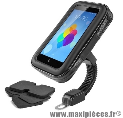Support de smartphone/Iphone étanche pour moto, scooter, ...