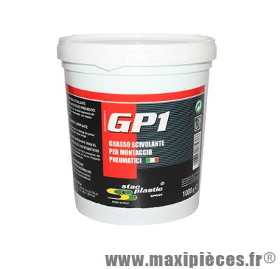 Déstockage ! Graisse à pneu NRG GP1 pot de 1Kg