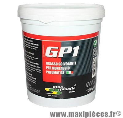 Déstockage ! Graisse à pneu NRG GP1 pot de 1Kg