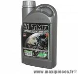 Prix spécial ! Huile moteur 4 temps TMR synthese 5w40 Minerva pour moto (bidon de 1L)