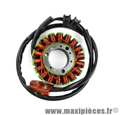 Stator allumage pour Piaggio MP3 400/500cc, X8, X9, X10, XEvo, Berverly…(OEM 58080R)
