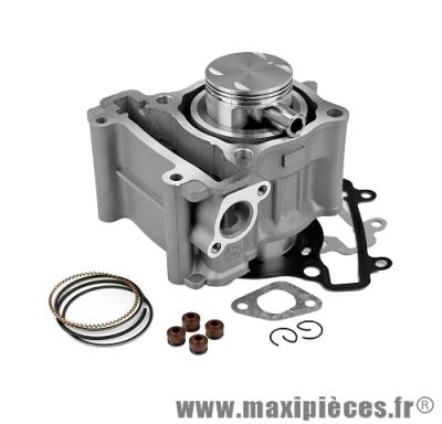 Kit cylindre piston fonte mbk skycruiser yamaha x-max 125cc Ø52,4mm