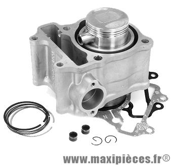 Kit cylindre fonte pour maxi scooter honda SH 125cm³ 4T (Ø52,5mm)