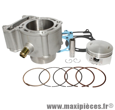Kit cylindre piston type origine pour kymco grand dink bet & win people 250cc Ø72,7mm