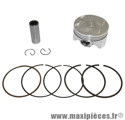 Piston type origine mbk skycruiser yamaha x-max 125cc Ø52mm 2008>