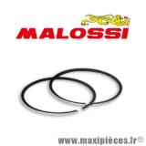 Prix Spécial ! Segment diamètre 57,5 épaisseur 1,5 pour kit cylindre piston Malossi en fonte et alu référence 3111374/3117681/3112029 Mbk booster 100cc