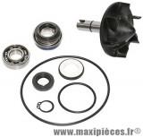 Kit réparation pompe a eau pour maxi scooter Yamaha T-max 530cc 2012