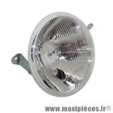 Optique/phare avant (homologué CE) pour scooter Piaggio vespa PX 125CC