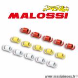 Ressorts racing pour mâchoire d'embrayage Malossi delta et fly ou origine pour maxi scooter Aprilia srv 850cc, Garelli xo' 125/150cc, Gilera gp 800cc, Quadro quadro4 350cc *Prix spécial !