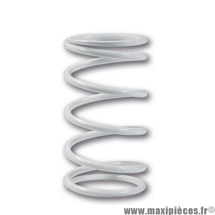 Ressorts de poussée d'embrayage blanc Malossi +13% pour maxi scooter Kymco AK 550cc, Yamaha T max 500/530cc *Prix spécial !