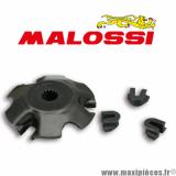 Calotte guide rouleaux Malossi pour variateur multivar Mbk booster nitro ovetto, Yamaha bws aerox neos 100cc 2t, Pgo ratller 110cc 2t *Prix spécial !