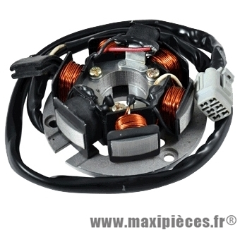 Stator allumage adaptable origine pour moto cpi sm sx 50cc