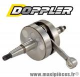 vilebrequin Doppler origin pour moteur euro3 aprilia rs rx 50 derbi gpr senda drd x-race gilera rcr smt...