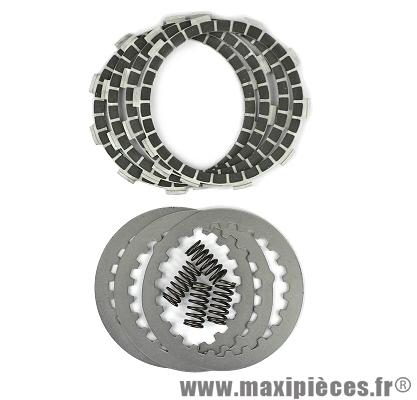 Disque d embrayage (kevlar) karenzi pour moteur am6 yamaha tzr dt mbk x-power  x-limite aprilia rs peugeot xps xp6 xr6 1e41bce9d8f