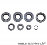 Kit joints spi moteur pour motorisation minarelli am6 aprilia rs50 mbk x-limite x power