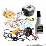 Pack kit moteur complet Conti (haut moteur, vilo, roulement, joint...) pour moteur euro3 derbi senda drd x-treme x-race sm gpr gilera rcr smt aprilia rs rx sx ...