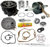 Pack moteur type origine am6 rs rx mx tzr dtr dtx xp6 xps x-limit power beta rr sm mrx rs2 smx spike hrd ... (haut moteur, vilo, roulement, joint...)