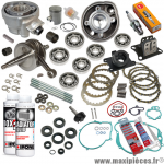 Pack réfection moteur alu am6 rs rx mx tzr dtr dtx xp6 xps x-limit power beta rr sm mrx rs2 smx spike hrd ...