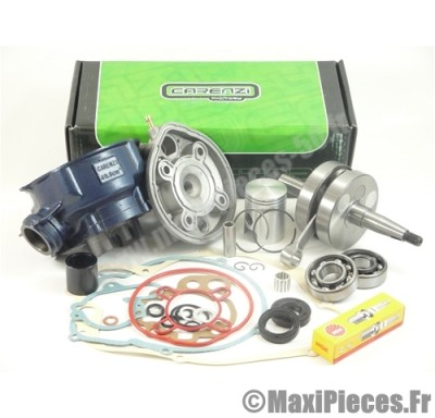 Pack moteur kit carenzi am6 rs rx mx tzr dtr dtx xp6 xps x-limit power beta rr sm mrx rs2 smx spike hrd ... (haut moteur, vilo, roulement, joint...)