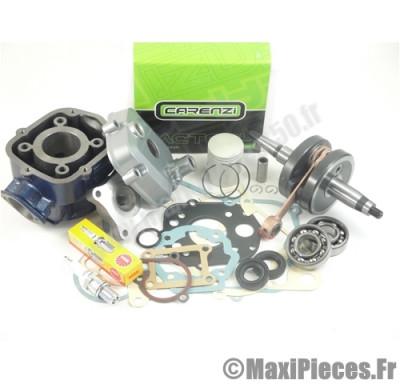 Pack moteur kit carenzi euro3 derbi senda drd x-treme x-race sm gpr gilera rcr smt aprilia rs rx sx ...(haut moteur, vilo, roulement, joint...)