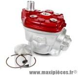 Kit haut moteur fonte MVT iron max pour minarelli am6, Peugeot xp6 xps, mbk x-limit…