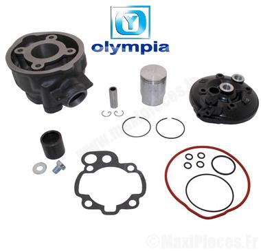 kit haut moteur complet Olympia fonte pour motorisation am6 Mbk x-limit…