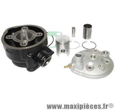 kit haut moteur 50cc polini fonte pour minarelli am6, Mbk x-power, yamaha tzr…