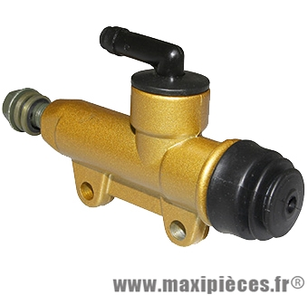 Maitre cylindre de frein arrière adaptable derbi senda, rieju 50cc