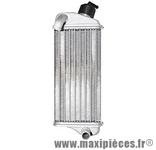 Radiateur d'eau (alu) adaptable pour 50 à boîte rieju mrt
