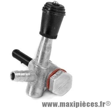 Robinet essence adaptable pour cyclomoteur mbk 88