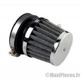 filtre a air type kn racing pour carburateur sha