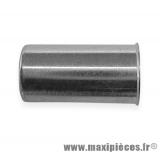 Boîte de 25 embouts de gaine pour cyclomoteur (Ø ext 6,1mm Ø int 5,5mm lg12mm)